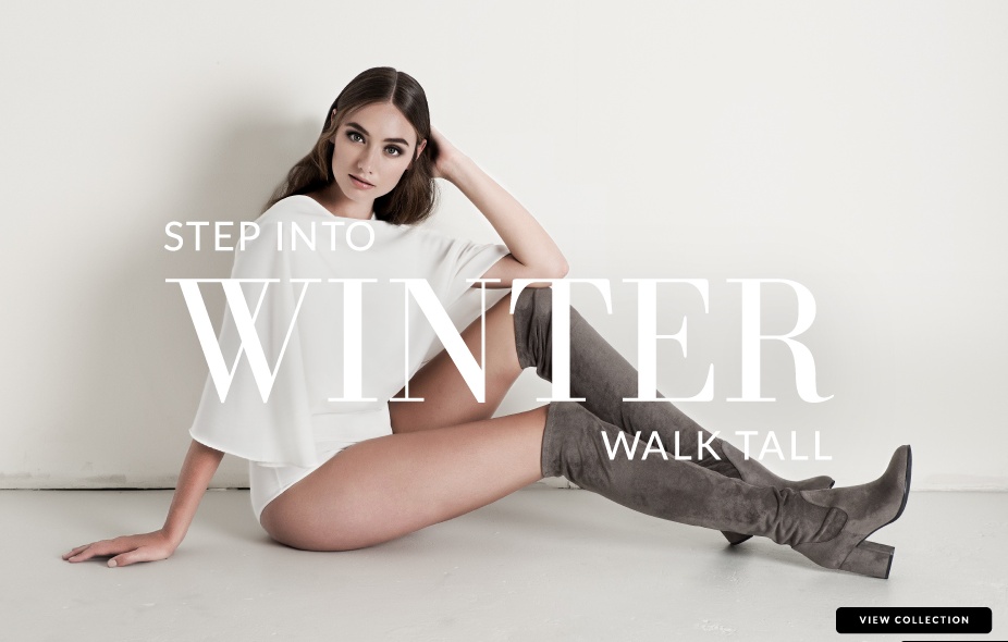 WITTNER SHOES WALK TALL CAMPAIGN