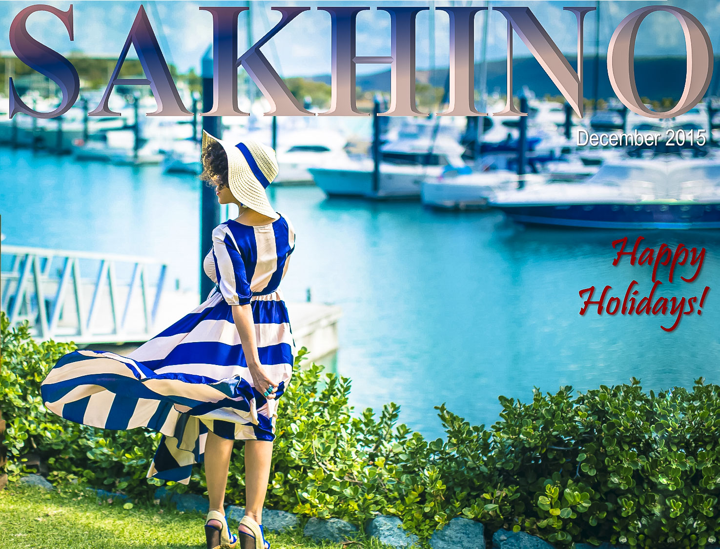 sakhino_magazine-cover-december-2015_summer-2015-editorials_australia's-top-fashion-bloggers
