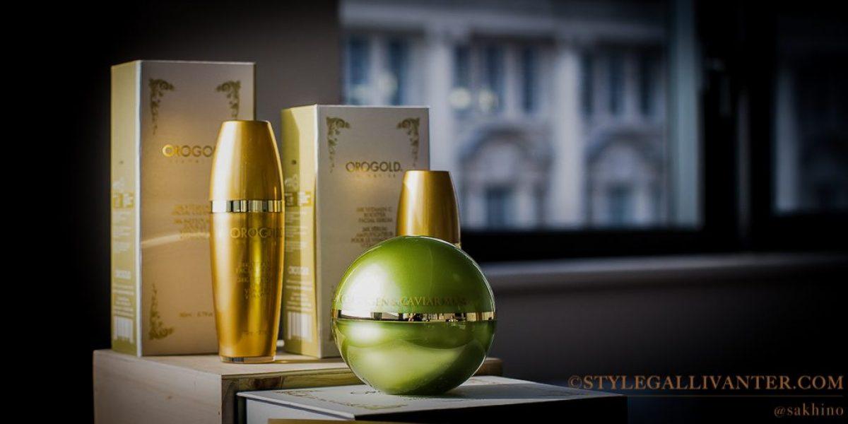 luxury skincare – OROGOLD