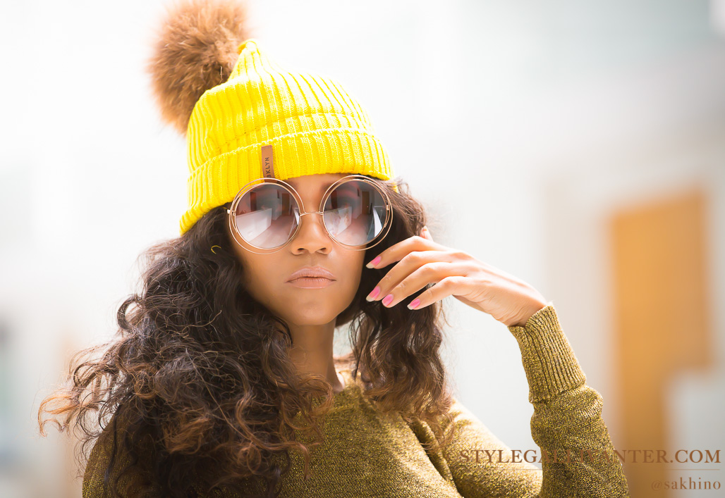 bklyn beanies - bklyn BOBBLE hats _winter 2016 trends _ stylish beanies _ @sakhino blog-27
