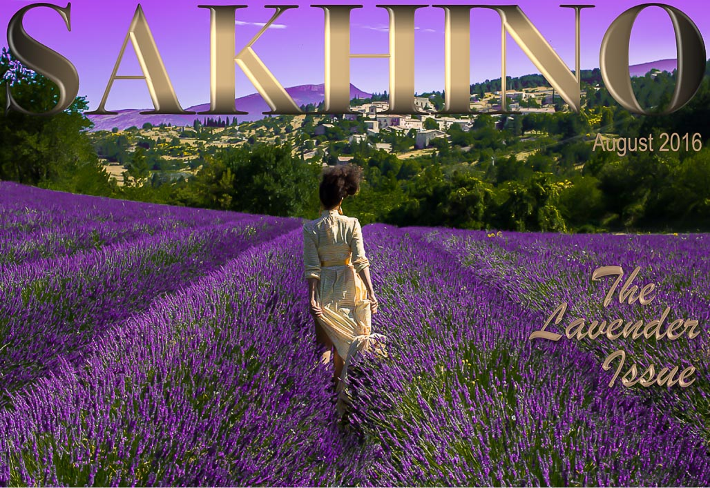 lavender fields fashion - StyleGallivanter.com