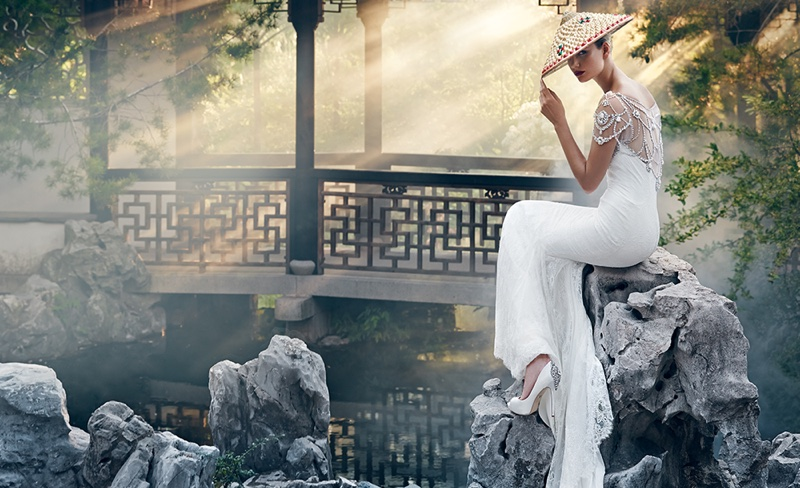 the instaban, top-bridal-fashion-editorials_Badgley-Mischka-Spring-2016-Bridal-Campaign05