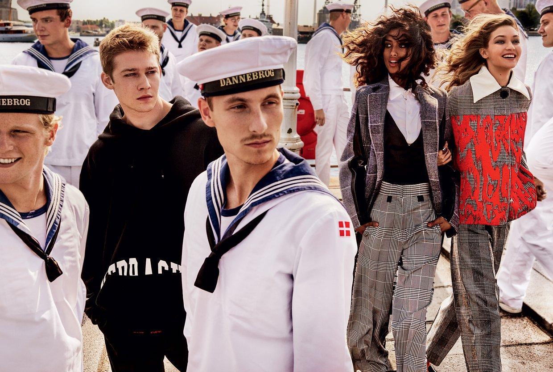 menswear gigi-hadid-imaan-hammam-joe-alwyn_menswear-inspired-trends_menswear-trend_tomboy-trend_tomboy-chic