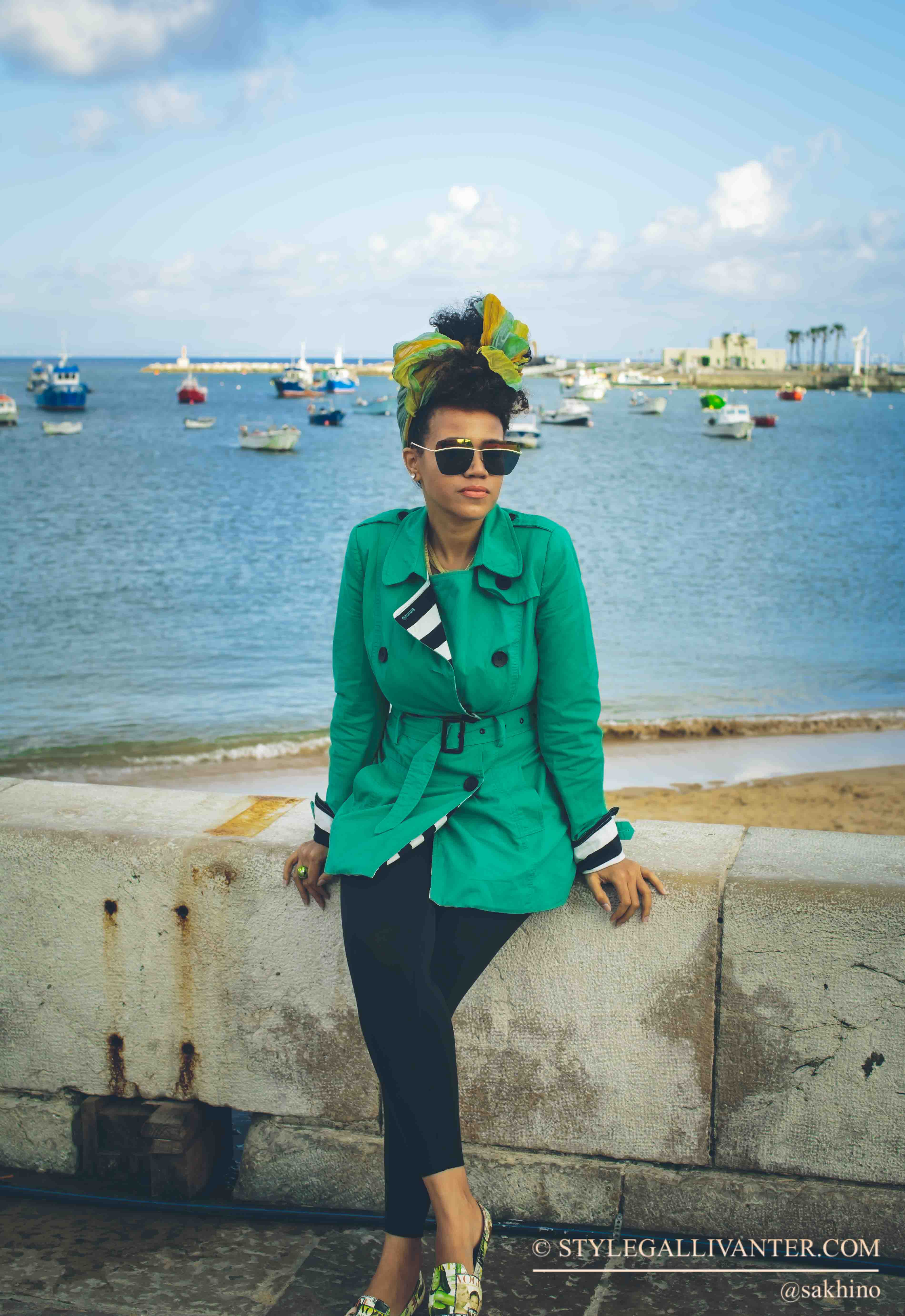 The Bright and Bold Trench