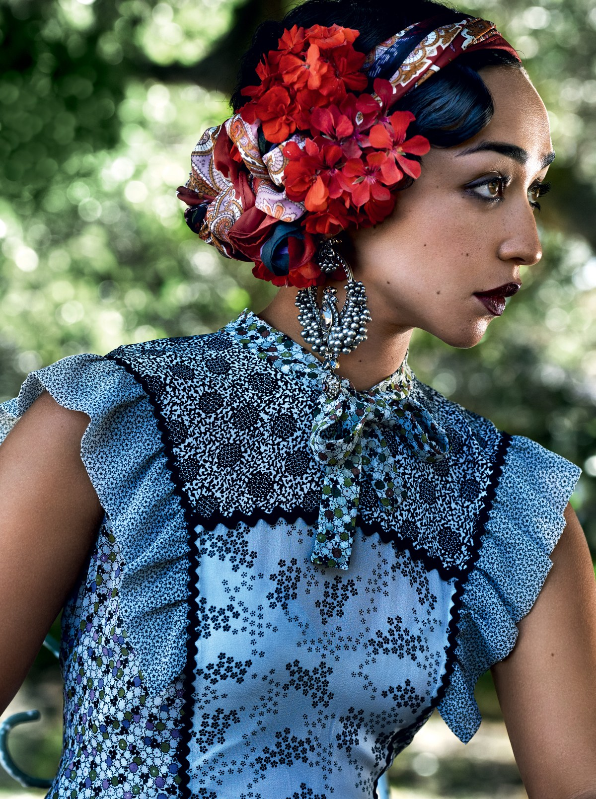 INSPIRED STYLE - RUTH NEGGA, RUTH NEGGA, LOVING MOVIE, JOEL EDGERTON 9