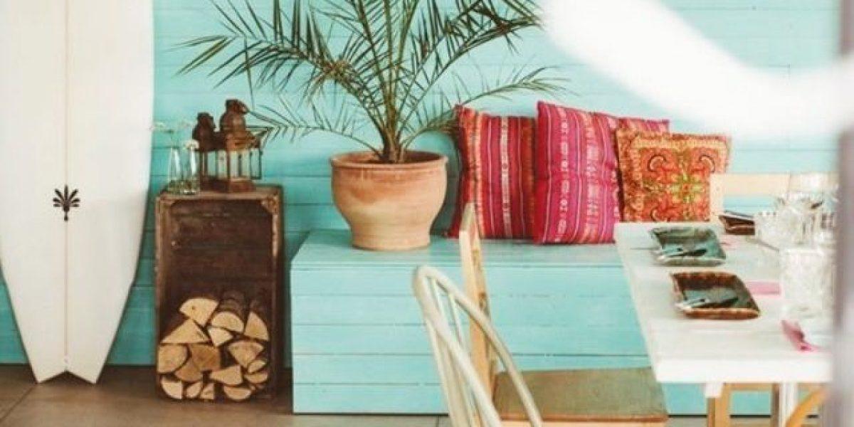 rustic beach house inspiration